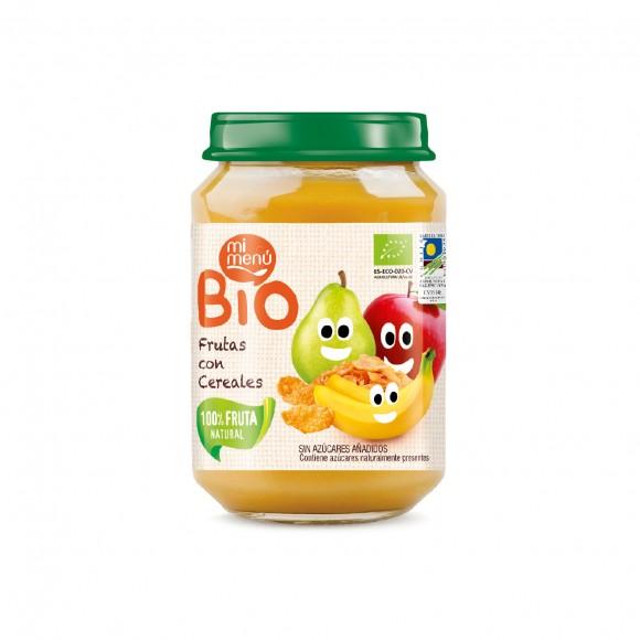 Bio Frutas y cereales