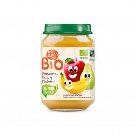 Bio Manzana, pera y plátano